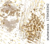 stains seamless pattern.... | Shutterstock .eps vector #1750433342