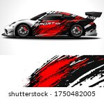 abstract background for racing... | Shutterstock .eps vector #1750482005