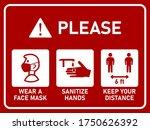 horizontal instruction... | Shutterstock .eps vector #1750626392