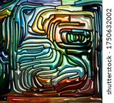 Liquid Pattern Series. Backdrop ...