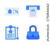 sales icon set   coupon...