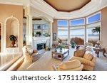 amazing luxury interior with... | Shutterstock . vector #175112462
