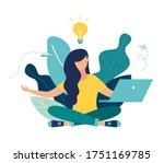 vector illustration  concept of ...   Shutterstock .eps vector #1751169785