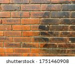 Brick Wall Before And After...