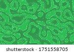 paintball seamless glittered... | Shutterstock .eps vector #1751558705