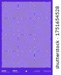 meta modern aesthetics of swiss ... | Shutterstock .eps vector #1751654528