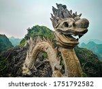 Dragon Mountain At Mua Cave ...