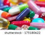 pills | Shutterstock . vector #175180622