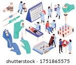 infectious diseases virussen... | Shutterstock .eps vector #1751865575
