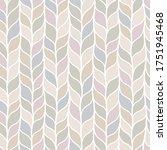 beige seamless pattern of... | Shutterstock . vector #1751945468