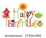 Cute Birthday Greeting