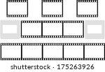 filmstrip | Shutterstock .eps vector #175263926