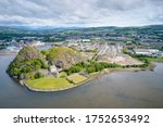 Dumbarton Castle Building On...