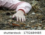 Murder In The Woods.the Hand Of ...