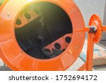 In The Concrete Mixer The...