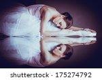 Lying Ballerina  Reflection On...