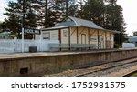 The Heritage Goolwa Train...