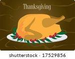 thanksgiving | Shutterstock .eps vector #17529856
