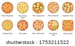 big collection of different... | Shutterstock .eps vector #1753211522