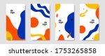 social media story banner... | Shutterstock .eps vector #1753265858