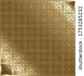 line thai traditional thai...   Shutterstock .eps vector #1753285232