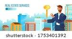 Real Estate Services Banner...