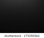 black metal background | Shutterstock . vector #175350362