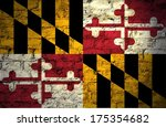 flags from the states of the ... | Shutterstock . vector #175354682
