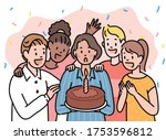 the main character of the...   Shutterstock .eps vector #1753596812