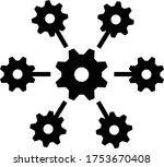 process automation icon....