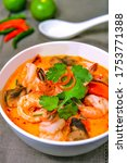 Hong Kong 2014   Thai Tom Yum...