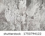 grunge white dirty cracked... | Shutterstock . vector #1753794122