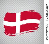 flag kingdom of denmark from...