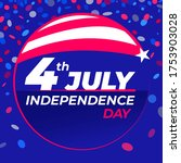 july 4th independence day  ...   Shutterstock .eps vector #1753903028