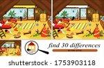 vector cartoon illustration... | Shutterstock .eps vector #1753903118