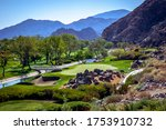 Golf Course In  Palm Springs ...