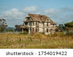 Old Abandoned House In Disrepair