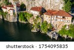 Aerial View Of The Hermitage Of ...