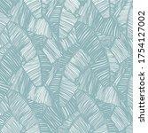seamless abstract tropical...   Shutterstock . vector #1754127002