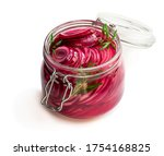 Marinated  Pickled Red Onion...
