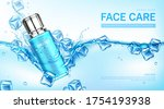 Face Care Cosmetics Banner ...