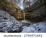 Hardraw Force Waterfall In The...