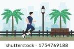 vector illustration of man... | Shutterstock .eps vector #1754769188