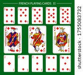 french playing cards suit...   Shutterstock .eps vector #1755083732
