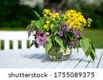 Bouquet Of Summer Flowers...