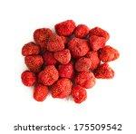 freeze dried berries ... | Shutterstock . vector #175509542