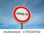 Stop Coronavirus. Warnign...