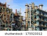 industrial complex | Shutterstock . vector #175523312