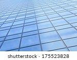 exterior modern building | Shutterstock . vector #175523828