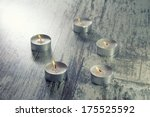 candles | Shutterstock . vector #175525592